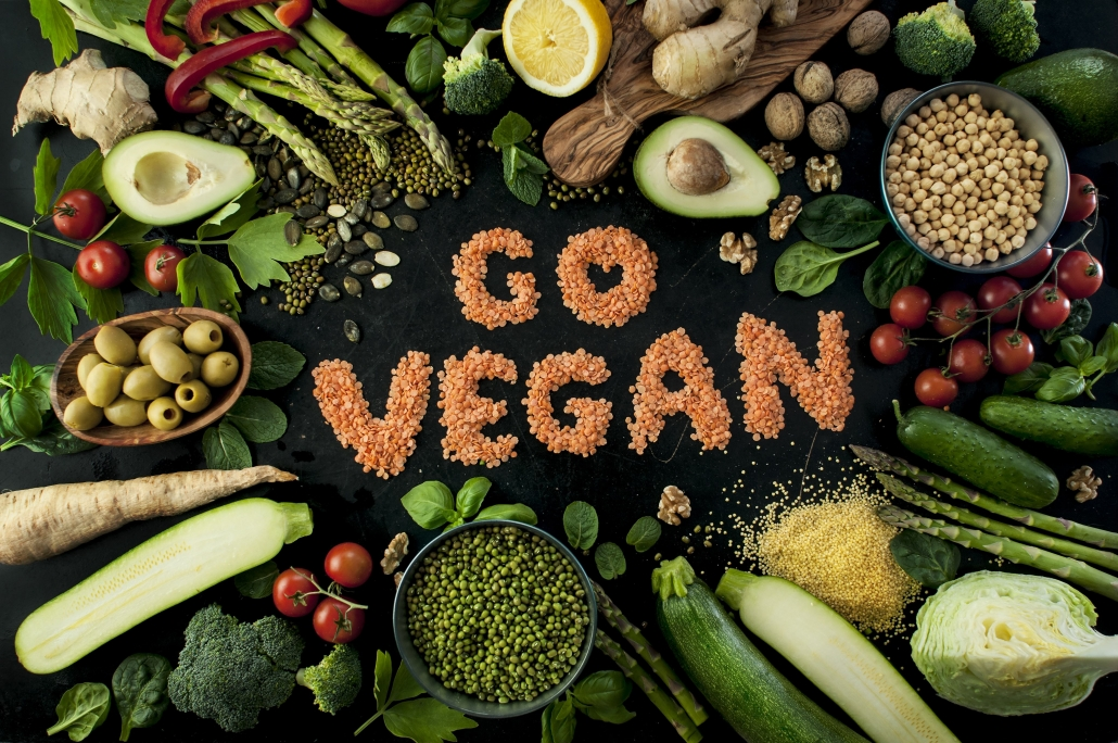 vegan, veganska prehrana