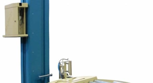 stroj za ovijanje palet